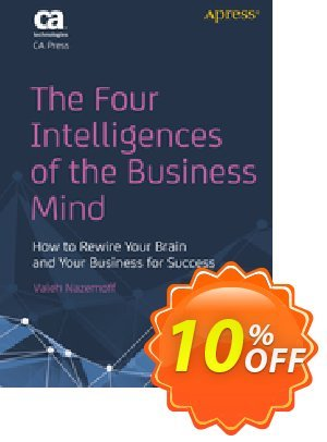 The Four Intelligences of the Business Mind (Nazemoff) discount coupon The Four Intelligences of the Business Mind (Nazemoff) Deal - The Four Intelligences of the Business Mind (Nazemoff) Exclusive Easter Sale offer for iVoicesoft