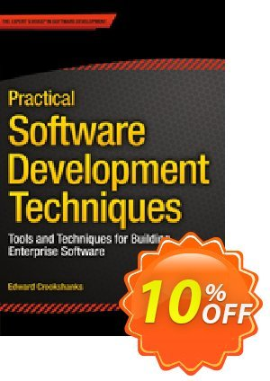 Practical Software Development Techniques (Crookshanks) discount coupon Practical Software Development Techniques (Crookshanks) Deal - Practical Software Development Techniques (Crookshanks) Exclusive Easter Sale offer for iVoicesoft