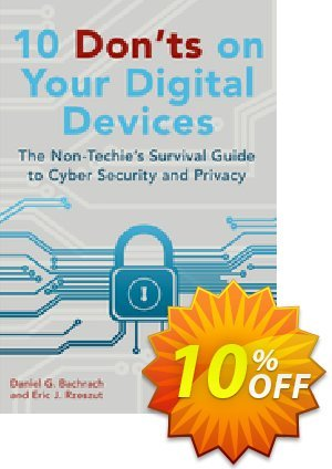 10 Don'ts on Your Digital Devices (Rzeszut) discount coupon 10 Don'ts on Your Digital Devices (Rzeszut) Deal - 10 Don'ts on Your Digital Devices (Rzeszut) Exclusive Easter Sale offer for iVoicesoft