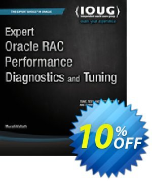 Expert Oracle RAC Performance Diagnostics and Tuning (Vallath) discount coupon Expert Oracle RAC Performance Diagnostics and Tuning (Vallath) Deal - Expert Oracle RAC Performance Diagnostics and Tuning (Vallath) Exclusive Easter Sale offer for iVoicesoft