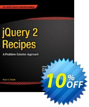 jQuery 2 Recipes (Pande) discount coupon jQuery 2 Recipes (Pande) Deal - jQuery 2 Recipes (Pande) Exclusive Easter Sale offer for iVoicesoft