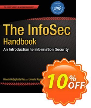 The InfoSec Handbook (Nayak) discount coupon The InfoSec Handbook (Nayak) Deal - The InfoSec Handbook (Nayak) Exclusive Easter Sale offer for iVoicesoft