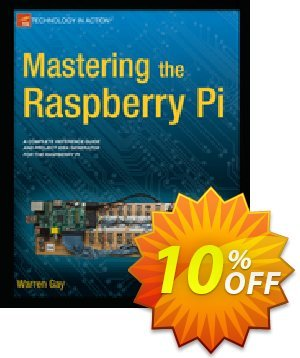 Mastering the Raspberry Pi (Gay) 프로모션 코드 Mastering the Raspberry Pi (Gay) Deal 프로모션: Mastering the Raspberry Pi (Gay) Exclusive Easter Sale offer for iVoicesoft