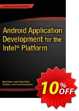 Android Application Development for the Intel Platform (Cohen) discount coupon Android Application Development for the Intel Platform (Cohen) Deal - Android Application Development for the Intel Platform (Cohen) Exclusive Easter Sale offer for iVoicesoft