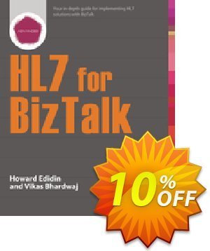 HL7 for BizTalk (Edidin) discount coupon HL7 for BizTalk (Edidin) Deal - HL7 for BizTalk (Edidin) Exclusive Easter Sale offer for iVoicesoft