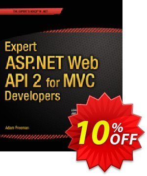 Expert ASP.NET Web API 2 for MVC Developers (Freeman) discount coupon Expert ASP.NET Web API 2 for MVC Developers (Freeman) Deal - Expert ASP.NET Web API 2 for MVC Developers (Freeman) Exclusive Easter Sale offer for iVoicesoft