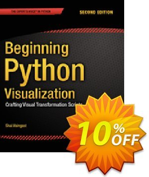 Beginning Python Visualization (Vaingast) discount coupon Beginning Python Visualization (Vaingast) Deal - Beginning Python Visualization (Vaingast) Exclusive Easter Sale offer for iVoicesoft