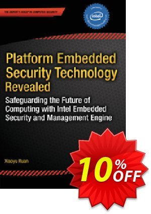 Platform Embedded Security Technology Revealed (Ruan) discount coupon Platform Embedded Security Technology Revealed (Ruan) Deal - Platform Embedded Security Technology Revealed (Ruan) Exclusive Easter Sale offer for iVoicesoft