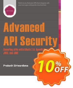 Advanced API Security (Siriwardena) 프로모션 코드 Advanced API Security (Siriwardena) Deal 프로모션: Advanced API Security (Siriwardena) Exclusive Easter Sale offer for iVoicesoft