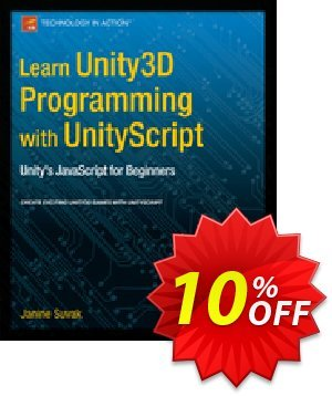 Learn Unity3D Programming with UnityScript (Suvak) discount coupon Learn Unity3D Programming with UnityScript (Suvak) Deal - Learn Unity3D Programming with UnityScript (Suvak) Exclusive Easter Sale offer for iVoicesoft