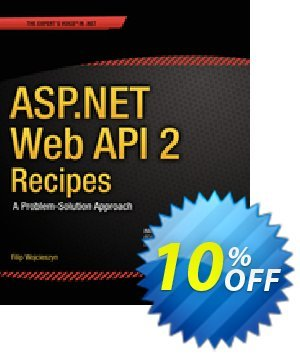 ASP.NET Web API 2 Recipes (Wojcieszyn) discount coupon ASP.NET Web API 2 Recipes (Wojcieszyn) Deal - ASP.NET Web API 2 Recipes (Wojcieszyn) Exclusive Easter Sale offer for iVoicesoft