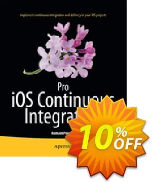 Pro iOS Continuous Integration (Pouclet) discount coupon Pro iOS Continuous Integration (Pouclet) Deal - Pro iOS Continuous Integration (Pouclet) Exclusive Easter Sale offer for iVoicesoft