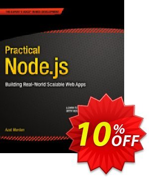 Practical Node.js (Mardan) discount coupon Practical Node.js (Mardan) Deal - Practical Node.js (Mardan) Exclusive Easter Sale offer for iVoicesoft