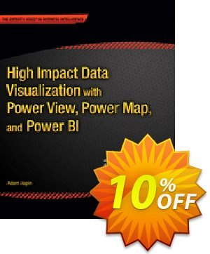 High Impact Data Visualization with Power View, Power Map, and Power BI (Aspin) 優惠券,折扣碼 High Impact Data Visualization with Power View, Power Map, and Power BI (Aspin) Deal,促銷代碼: High Impact Data Visualization with Power View, Power Map, and Power BI (Aspin) Exclusive Easter Sale offer for iVoicesoft