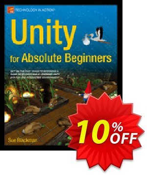 Unity for Absolute Beginners (Blackman) discount coupon Unity for Absolute Beginners (Blackman) Deal - Unity for Absolute Beginners (Blackman) Exclusive Easter Sale offer for iVoicesoft