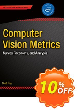 Computer Vision Metrics (Krig) discount coupon Computer Vision Metrics (Krig) Deal - Computer Vision Metrics (Krig) Exclusive Easter Sale offer for iVoicesoft