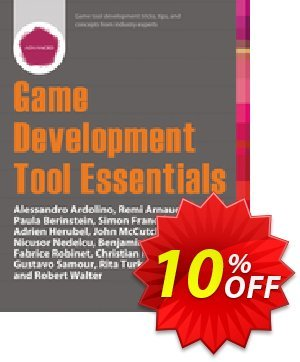 Game Development Tool Essentials (Berinstein) 優惠券,折扣碼 Game Development Tool Essentials (Berinstein) Deal,促銷代碼: Game Development Tool Essentials (Berinstein) Exclusive Easter Sale offer for iVoicesoft