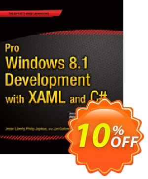 Pro Windows 8.1 Development with XAML and C# (Liberty) discount coupon Pro Windows 8.1 Development with XAML and C# (Liberty) Deal - Pro Windows 8.1 Development with XAML and C# (Liberty) Exclusive Easter Sale offer for iVoicesoft