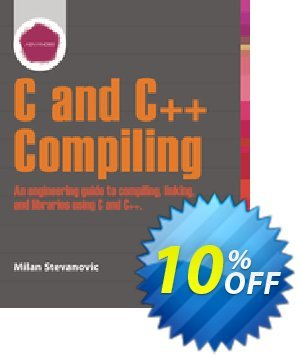 Advanced C and C++ Compiling (Stevanovic) discount coupon Advanced C and C++ Compiling (Stevanovic) Deal - Advanced C and C++ Compiling (Stevanovic) Exclusive Easter Sale offer for iVoicesoft