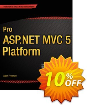 Pro ASP.NET MVC 5 Platform (Freeman) 優惠券,折扣碼 Pro ASP.NET MVC 5 Platform (Freeman) Deal,促銷代碼: Pro ASP.NET MVC 5 Platform (Freeman) Exclusive Easter Sale offer for iVoicesoft