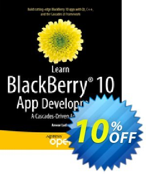 Learn BlackBerry 10 App Development (Ludin) discount coupon Learn BlackBerry 10 App Development (Ludin) Deal - Learn BlackBerry 10 App Development (Ludin) Exclusive Easter Sale offer for iVoicesoft