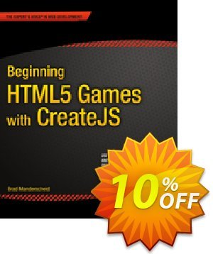 Beginning HTML5 Games with CreateJS (Manderscheid) discount coupon Beginning HTML5 Games with CreateJS (Manderscheid) Deal - Beginning HTML5 Games with CreateJS (Manderscheid) Exclusive Easter Sale offer for iVoicesoft