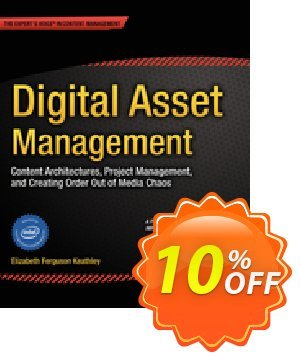 Digital Asset Management (Keathley) discount coupon Digital Asset Management (Keathley) Deal - Digital Asset Management (Keathley) Exclusive Easter Sale offer for iVoicesoft