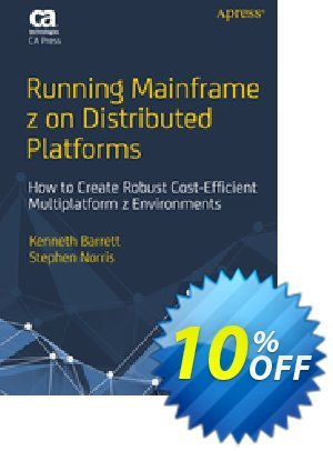 Running Mainframe z on Distributed Platforms (Barrett) discount coupon Running Mainframe z on Distributed Platforms (Barrett) Deal - Running Mainframe z on Distributed Platforms (Barrett) Exclusive Easter Sale offer for iVoicesoft