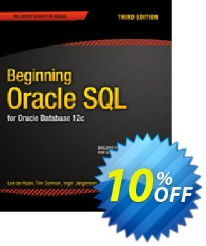 Beginning Oracle SQL (Gorman) discount coupon Beginning Oracle SQL (Gorman) Deal - Beginning Oracle SQL (Gorman) Exclusive Easter Sale offer for iVoicesoft