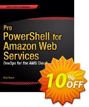 Pro PowerShell for Amazon Web Services (Beach) discount coupon Pro PowerShell for Amazon Web Services (Beach) Deal - Pro PowerShell for Amazon Web Services (Beach) Exclusive Easter Sale offer for iVoicesoft