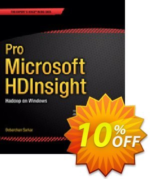 Pro Microsoft HDInsight (Sarkar) discount coupon Pro Microsoft HDInsight (Sarkar) Deal - Pro Microsoft HDInsight (Sarkar) Exclusive Easter Sale offer for iVoicesoft