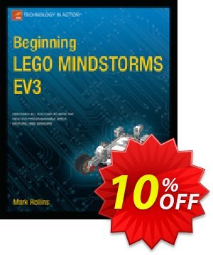 Beginning LEGO MINDSTORMS EV3 (Rollins) discount coupon Beginning LEGO MINDSTORMS EV3 (Rollins) Deal - Beginning LEGO MINDSTORMS EV3 (Rollins) Exclusive Easter Sale offer for iVoicesoft