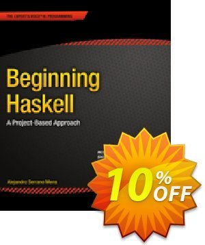 Beginning Haskell (Serrano Mena) 優惠券,折扣碼 Beginning Haskell (Serrano Mena) Deal,促銷代碼: Beginning Haskell (Serrano Mena) Exclusive Easter Sale offer for iVoicesoft