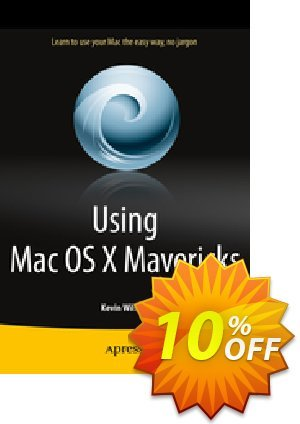 Using Mac OS X Mavericks (Wilson) discount coupon Using Mac OS X Mavericks (Wilson) Deal - Using Mac OS X Mavericks (Wilson) Exclusive Easter Sale offer for iVoicesoft