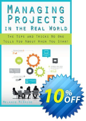 Managing Projects in the Real World (McBride) discount coupon Managing Projects in the Real World (McBride) Deal - Managing Projects in the Real World (McBride) Exclusive Easter Sale offer for iVoicesoft