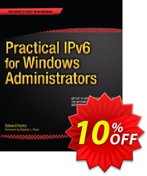 Practical IPv6 for Windows Administrators (Horley) Coupon discount Practical IPv6 for Windows Administrators (Horley) Deal. Promotion: Practical IPv6 for Windows Administrators (Horley) Exclusive Easter Sale offer for iVoicesoft