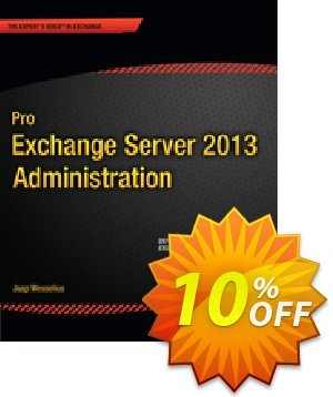 Pro Exchange Server 2013 Administration (Wesselius) discount coupon Pro Exchange Server 2013 Administration (Wesselius) Deal - Pro Exchange Server 2013 Administration (Wesselius) Exclusive Easter Sale offer for iVoicesoft