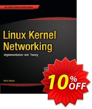 Linux Kernel Networking (Rosen) discount coupon Linux Kernel Networking (Rosen) Deal - Linux Kernel Networking (Rosen) Exclusive Easter Sale offer for iVoicesoft