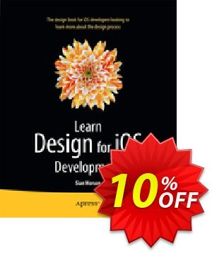 Learn Design for iOS Development (Morson) discount coupon Learn Design for iOS Development (Morson) Deal - Learn Design for iOS Development (Morson) Exclusive Easter Sale offer for iVoicesoft