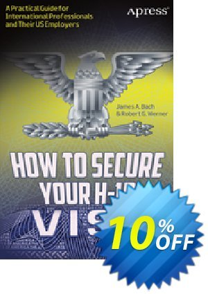 How to Secure Your H-1B Visa (Bach) discount coupon How to Secure Your H-1B Visa (Bach) Deal - How to Secure Your H-1B Visa (Bach) Exclusive Easter Sale offer for iVoicesoft