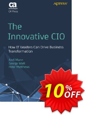 The Innovative CIO (Mann) discount coupon The Innovative CIO (Mann) Deal - The Innovative CIO (Mann) Exclusive Easter Sale offer for iVoicesoft