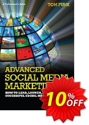 Advanced Social Media Marketing (Funk) discount coupon Advanced Social Media Marketing (Funk) Deal - Advanced Social Media Marketing (Funk) Exclusive Easter Sale offer for iVoicesoft