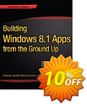 Building Windows 8.1 Apps from the Ground Up (Garofalo) discount coupon Building Windows 8.1 Apps from the Ground Up (Garofalo) Deal - Building Windows 8.1 Apps from the Ground Up (Garofalo) Exclusive Easter Sale offer for iVoicesoft
