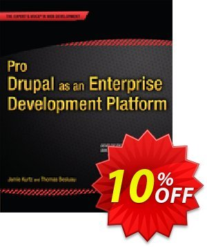 Pro Drupal as an Enterprise Development Platform (Kurtz) discount coupon Pro Drupal as an Enterprise Development Platform (Kurtz) Deal - Pro Drupal as an Enterprise Development Platform (Kurtz) Exclusive Easter Sale offer for iVoicesoft