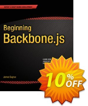 Beginning Backbone.js (Sugrue) Coupon discount Beginning Backbone.js (Sugrue) Deal. Promotion: Beginning Backbone.js (Sugrue) Exclusive Easter Sale offer for iVoicesoft