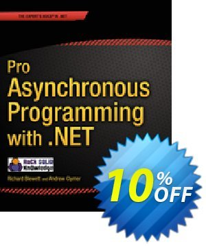 Pro Asynchronous Programming with .NET (Blewett) 優惠券,折扣碼 Pro Asynchronous Programming with .NET (Blewett) Deal,促銷代碼: Pro Asynchronous Programming with .NET (Blewett) Exclusive Easter Sale offer for iVoicesoft