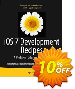 iOS 7 Development Recipes (Grnlund) discount coupon iOS 7 Development Recipes (Grnlund) Deal - iOS 7 Development Recipes (Grnlund) Exclusive Easter Sale offer for iVoicesoft