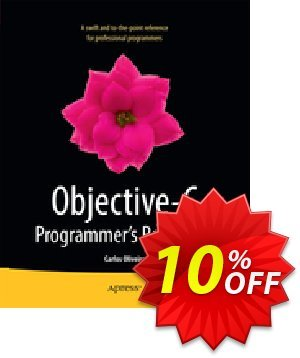 Objective-C Programmer's Reference (Oliveira) discount coupon Objective-C Programmer's Reference (Oliveira) Deal - Objective-C Programmer's Reference (Oliveira) Exclusive Easter Sale offer for iVoicesoft