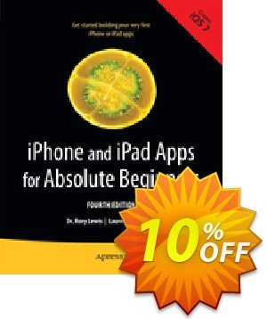 iPhone and iPad Apps for Absolute Beginners (Lewis) discount coupon iPhone and iPad Apps for Absolute Beginners (Lewis) Deal - iPhone and iPad Apps for Absolute Beginners (Lewis) Exclusive Easter Sale offer for iVoicesoft
