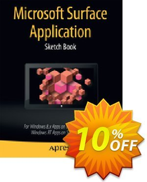 Microsoft Surface Application Sketch Book (Kaplan) 優惠券,折扣碼 Microsoft Surface Application Sketch Book (Kaplan) Deal,促銷代碼: Microsoft Surface Application Sketch Book (Kaplan) Exclusive Easter Sale offer for iVoicesoft